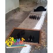Реставрация грифельных досок и меловых штендеров. фото