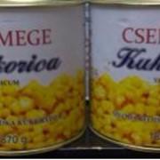 Кукуруза маринованная фото