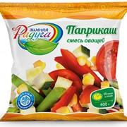 Смесь овощей Паприкаш Зимняя Радуга фото