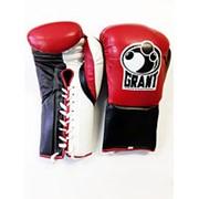 Grant - Перчатки боксерские тренировочные, липучка фото