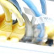 Проектирование строительства, модернизация и эксплуатация современных сетей связи телекоммуникационным оборудованием и материалами. фото