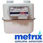 Счетчик газа Метрикс G 4 фото