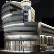 Разработка проектов архитектурной подсветки. Проектирование освещения любой сложности. фото