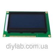 Графічний дисплей LCD12864 128х64 фото