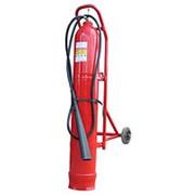 Огнетушитель углекислотный ОУ-40 фото
