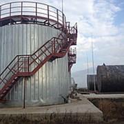 Резервуары вертикальные стальные нефтепродуктов фото