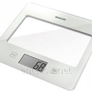 Весы Кухонные Sencor Sks5020Wh Ddp, арт.112089 фото