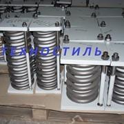 Блоки пружинные для опор и подвесок трубопроводов ТЭС и АЭС фото