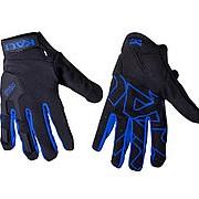 Перчатки 02-30117228 Venture Glove Logo Blk/blu XL черно-синие KALI фото
