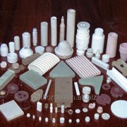 Изделия износо - и термостойкие из технической керамики фото