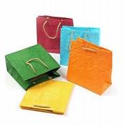 Пакеты бумажные ламинированные фото