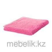Банное полотенце розовый ГЭРЕН фото