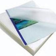 Пленка для ламинатора А4 формат самоклеющаяся. фото