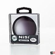 Светофильтр с градиентом NiSi DUS Ultra Slim PRO GC-GRAY 55mm 1011 фото