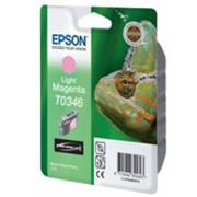 Картридж Epson Magenta Light для Stylus Photo 2100 светло-пурпурный фото