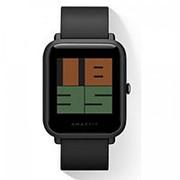 Умные часы Huami Amazfit Bip EU Global Version (Black) уцененный фото