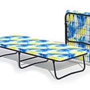 Кровать раскладная НИКА (1950х800х420мм, мах-150кг) фото