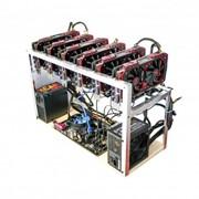 Майнинг ферма GPU на видеокартах ITP AMD 8xRX570 4Gb фото