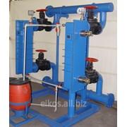 Установка обеззараживающая электролизная проточная УОЭ-Э-2,5 фото