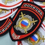 Вышивка гербов, военных и офисных нашивок, надписей и картин фото