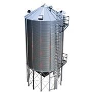 Силоса для хранения зерна и иной продукции фото