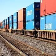 Железнодорожная перевозка грузов фото