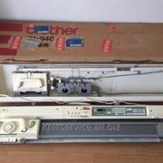 Электронные вязальные машины Topical-3 Brother KH-940, KH-930 фото