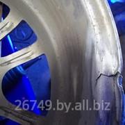 Ремонтная сварка литых дисков автомобилей фото