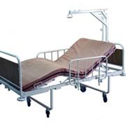 Прокат кровати медицинской 3-сек механической фото
