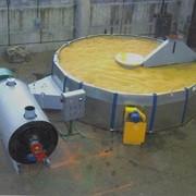 Сушилка карусельная универсальная СКУ-10 фото