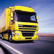 Перевозка грузов автомобильным транспортом фото