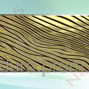 Инфракрасный обогреватель 1000мм х 400мм окантовка алюминиевый багет фото
