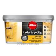 Лак для пола 2,5 л Altax фото