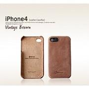 Чехол на iPhone 4\4s Zenus Vintage brow фото