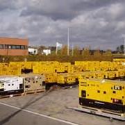 Аренда генератора, электростанции фото