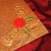 Скатерть с вышивкой 1720 фото