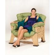 Стул-кресло сизалевое Элегия фото