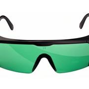 Очки для наблюдения за зеленым лазерным лучом фото