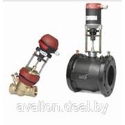 Комбинированный регулирующий и балансировочный клапан. фото
