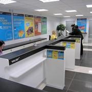 Технологическая мебель для аэропортов. фото