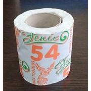 "Туалетная бумага ""Феникс 54"" 1-слойная ( уп 40 шт) фото"