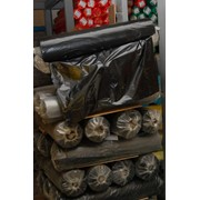 Чёрная мульчирующая плёнка Ширина ПОЛОТНА мм 700, Толщина мкр 30, Количество метров в рулоне 1000 фото