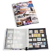 Альбом для марок на 16 листов (32 страницы) фото