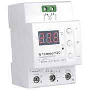 Терморегулятор Terneo b20 фото
