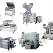 Комплект оборудования для производства мясных паштетов, производительность 800 кг/смену фото