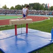 Маты спортивные фото