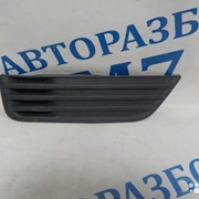 Решетка накладка бампера правая форд фокус 2 фото