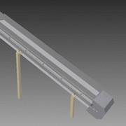 Проектирование конвейерного оборудования, 3D-визуализация фото