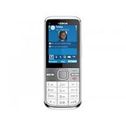 Nokia c5-00 white Оригинал фото