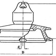 Изолятор подвесной фарфоровый ПФГ80-I фото